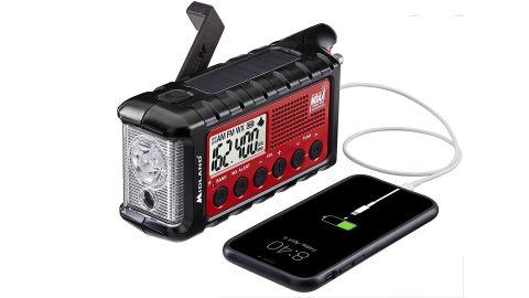 Midland ER310 Emergency Crank Radio review