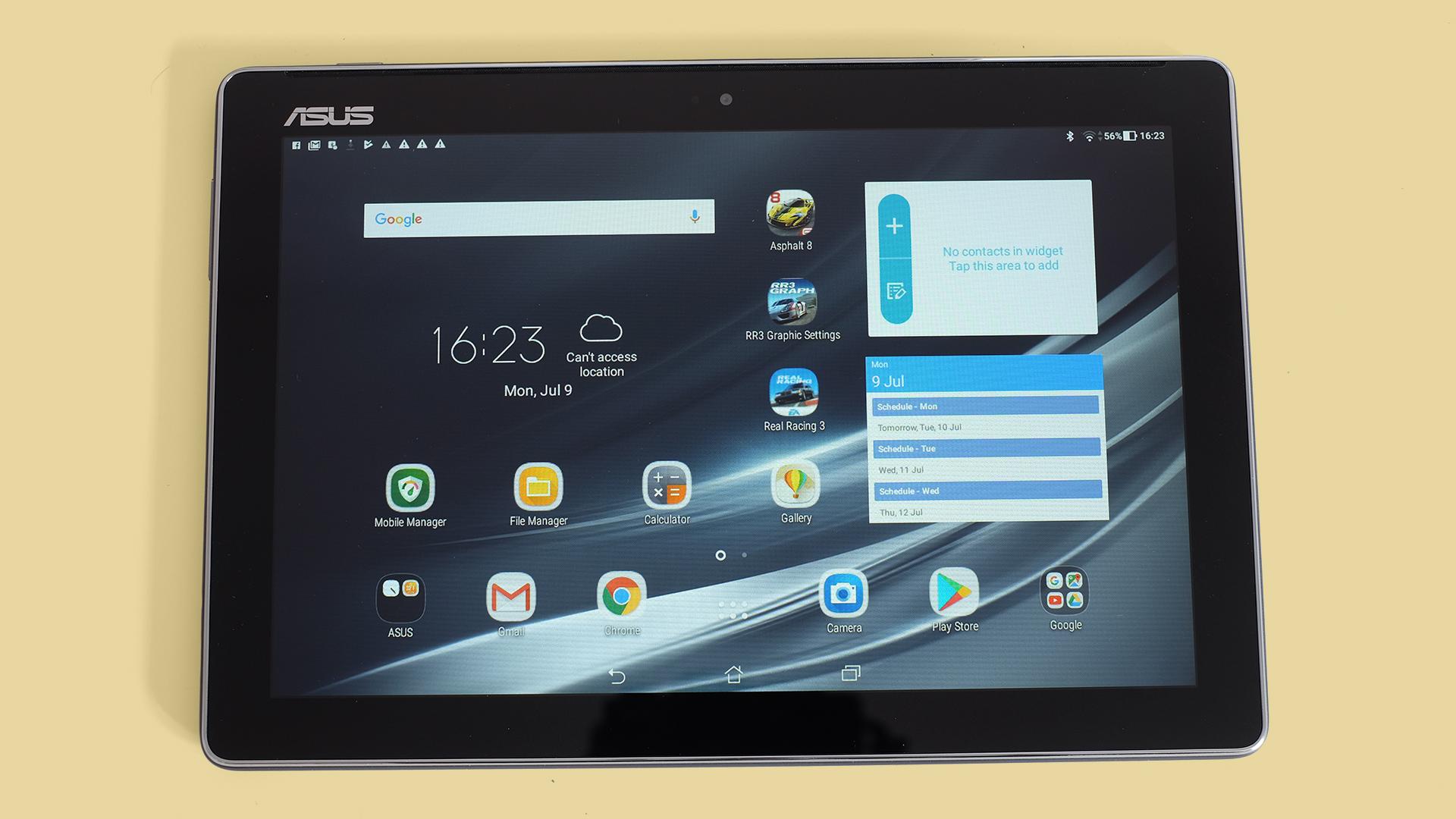 Asus ZenPad 10 (2018) review   TechRadar