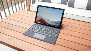 Microsoft Surface Pro 7 Plus
