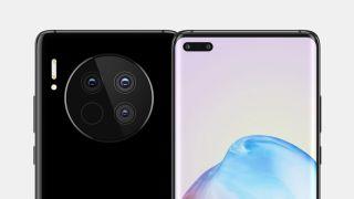 Huawei Mate 40 leaked renders