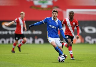 Southampton v Brighton and Hove Albion – Premier League – St Mary's