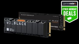 Cyber Monday SSD deals: WD Black SN850