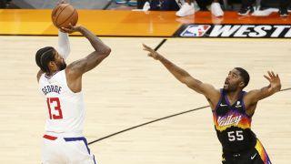 Suns vs Clippers live stream
