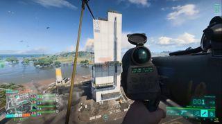 Battlefield 2042 beta screenshot