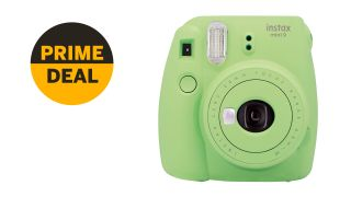 Fujifilm instax Mini 9 drops to just £42.99 – Prime Day Lightning Deal ends at 23:45!