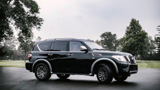 2018 Nissan Armada: Changes, Features, Price >> 2018 Nissan Armada Features A Magic Rear View Mirror