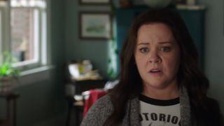 Melissa McCarthy in the Superintelligence trailer