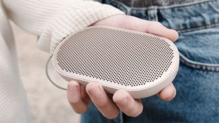 Bang and Olufsen Beoplay P2 bluetooth speakers
