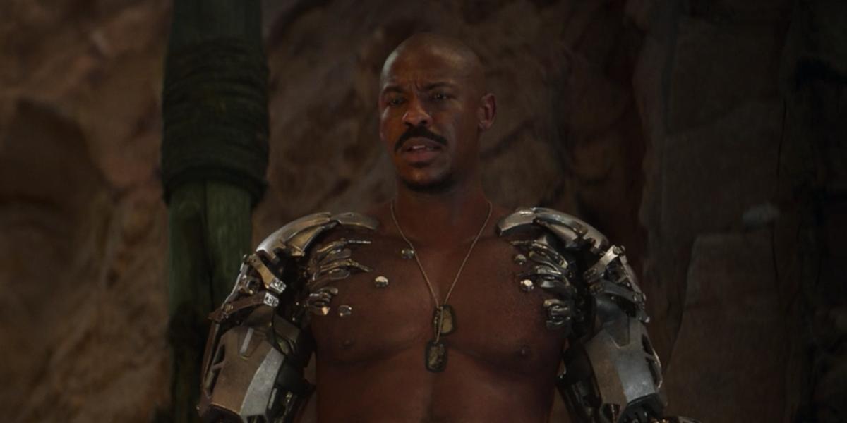 Mehcad Brooks in Mortal Kombat