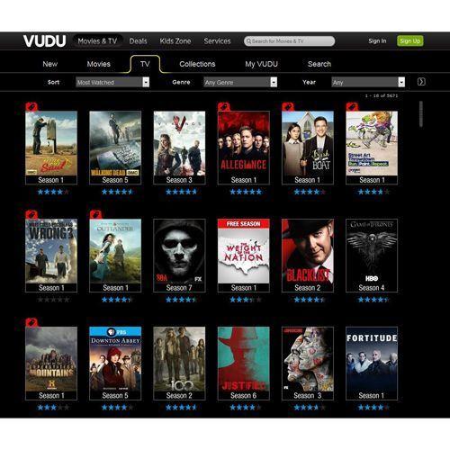 VUDU Review - Pros, Cons and Verdict | Top Ten Reviews