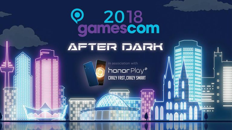Gamescom After Dark show