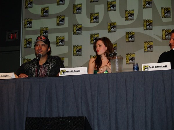 Comic Con: Red Sonja Panel In Detail #150