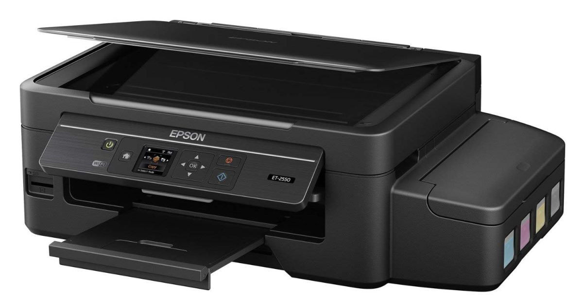 Epson ET-2550 Review | Tom's Guide