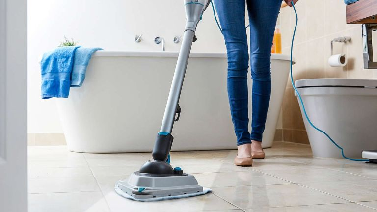 The Best Floor Steamer For Clean Floors Without The Need