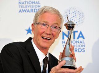 Paul O'Grady's Saturday Night Line-Up - Paul O'Grady at the NTA awards