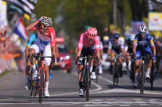 Mathieu van der Poel wins the 2019 Amstel Gold Race