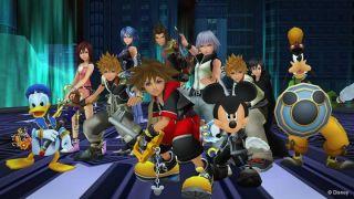Kingdom Hearts HD Dream Drop Distance