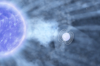 Neutron star superflare