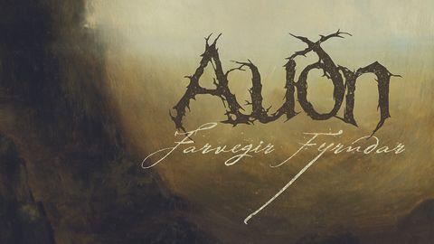 Cover art for Auðn - Farvegir Fyrndar album
