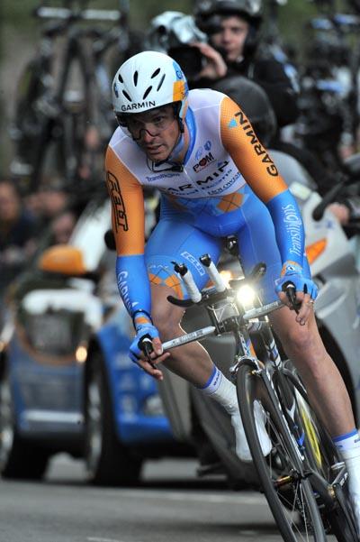 David Millar Giro stage one