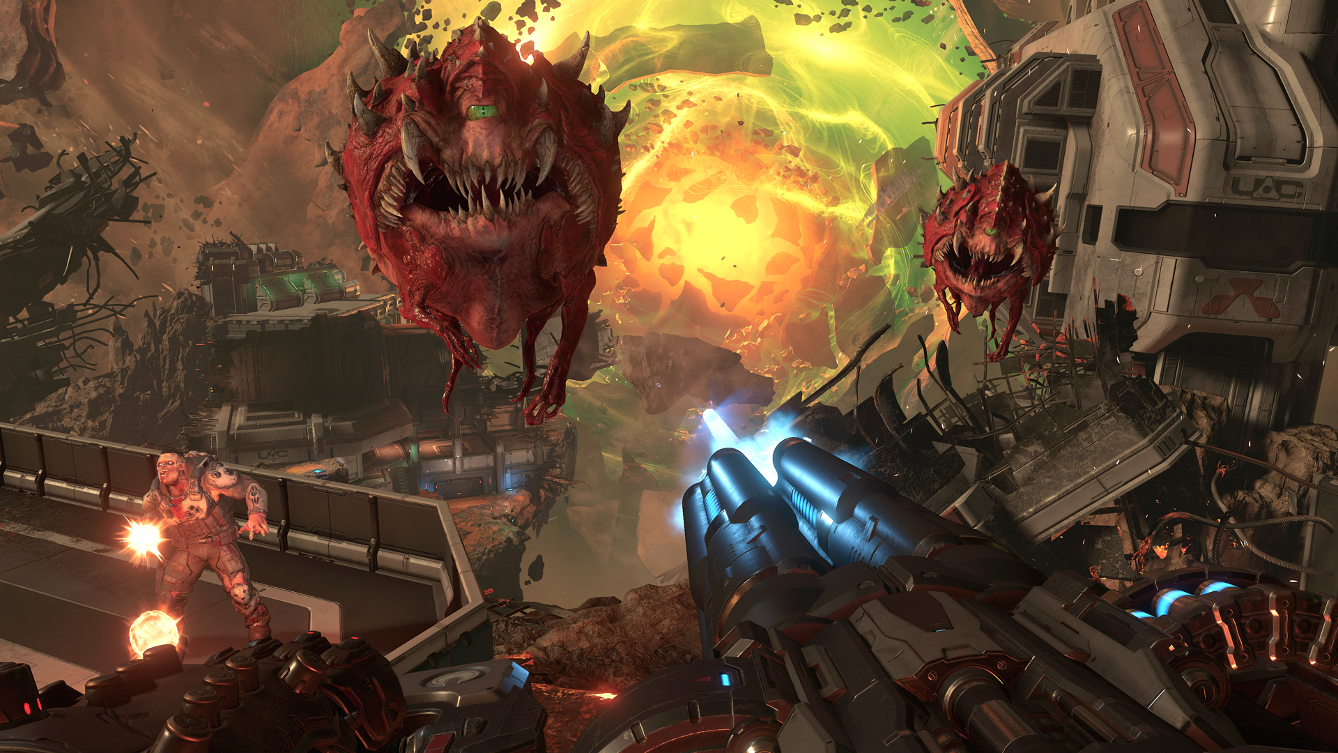 Doom Eternal cheat codes: Where to find all cheat codes in Doom ...