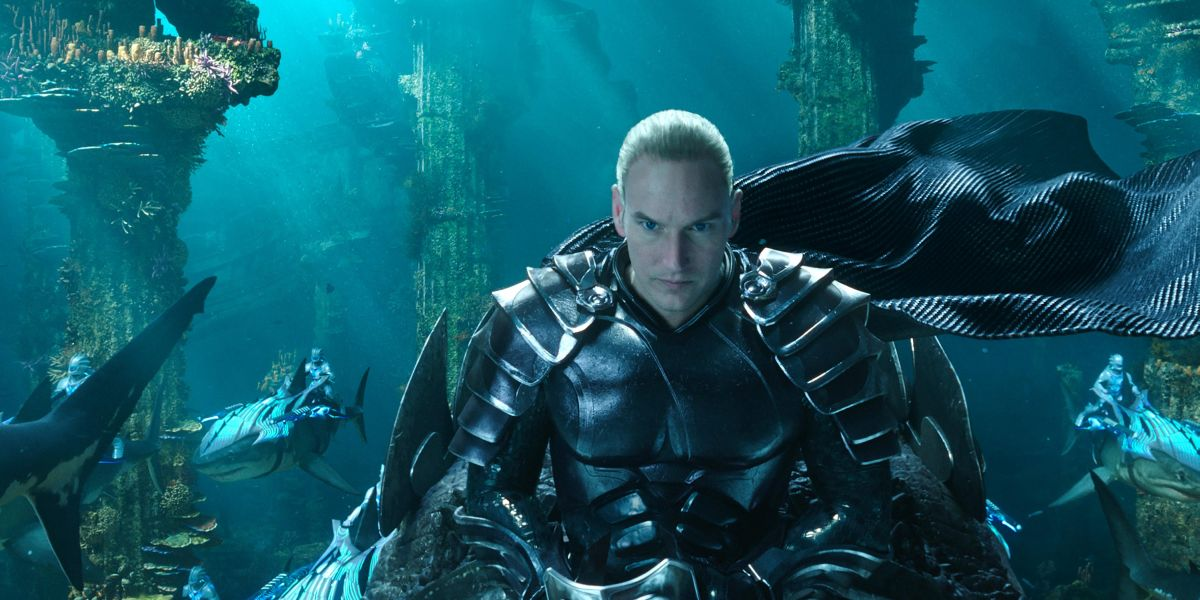 Is Aquaman 2 Bringing Ocean Master Back? Here's What Patrick Wilson Says - CinemaBlend