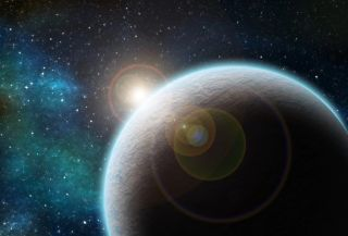 Search for alien life
