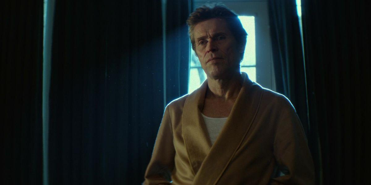 Willem Dafoe as Marcus