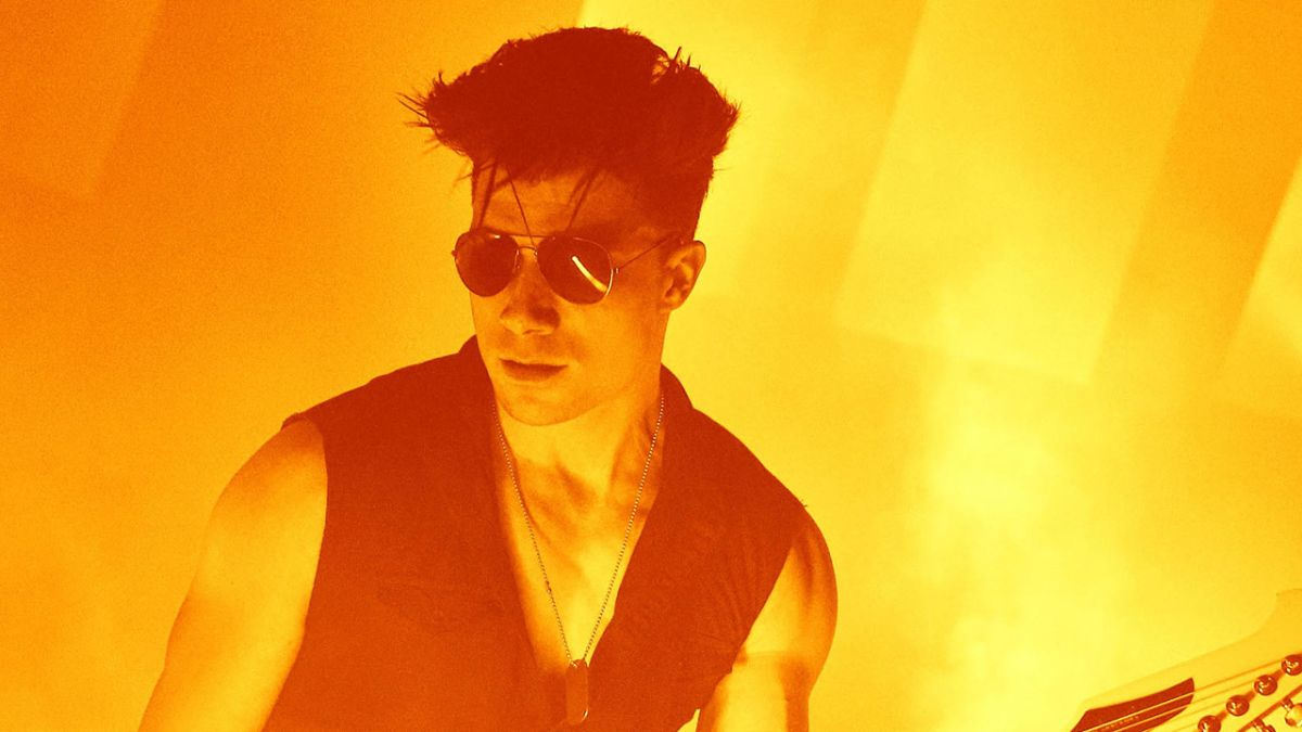 The Sisters Of Mercy's Ben Christo: My life in 12 songs