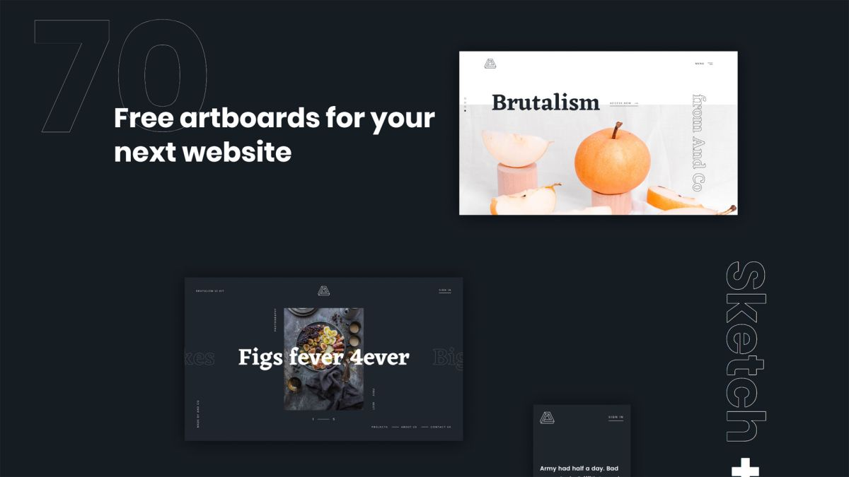 44 web design freebies to make your life easier