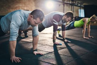 Why Men Who Can Do 40 Pushups May Have Better Heart Health