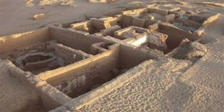 Surprising Buried City In Oasis Lends View Of Ancient Egypt Live Science Home Remodeling Inspirations Cosmcuboardxyz
