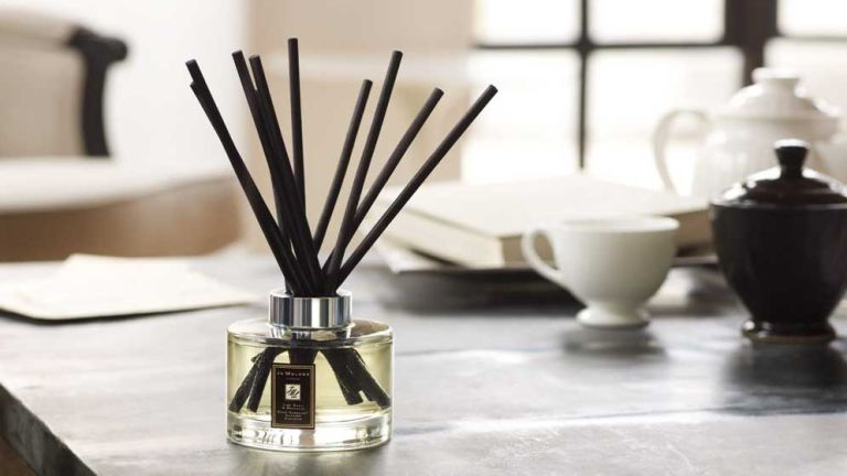 Jo Malone candles and reed diffuser