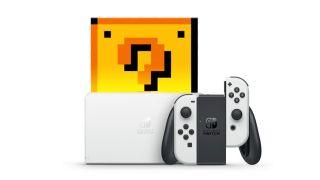 Nintendo Switch OLED 4K secreto