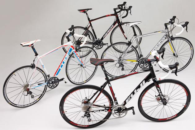 Four sub-£1000 bikes