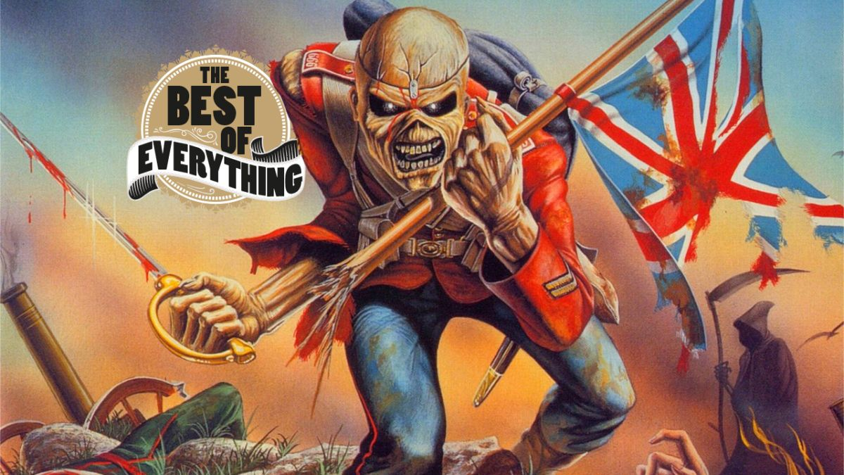 The 11 best Iron Maiden songs based on history | Louder