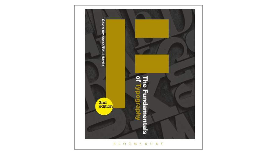The Fundamentals of Typography, 2 edition, book cover