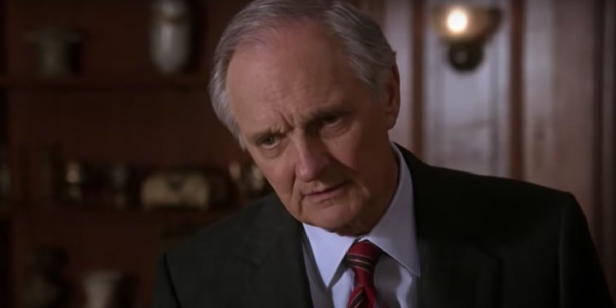 Alan Alda on The West Wing