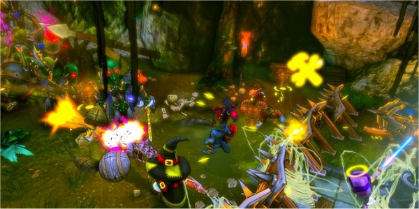 Dungeon defenders free on xbox 360 for march - Dungeon defenders 2 console ...