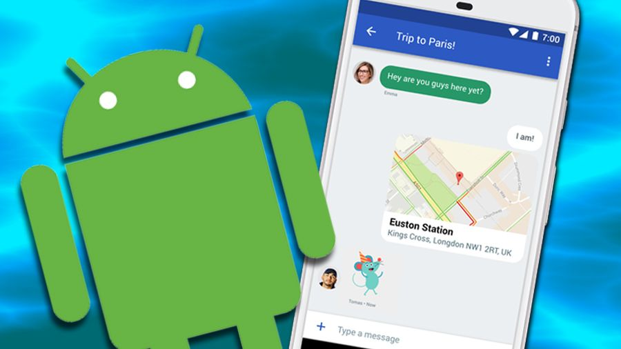 Google is about to replace SMS with something better | TechRadar