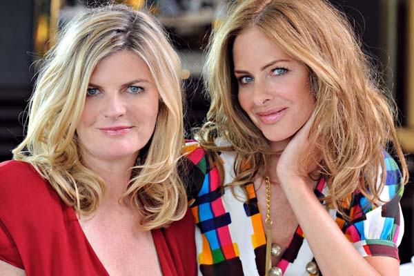 Trinny and Susannah tipped for 'Celebrity' jungle