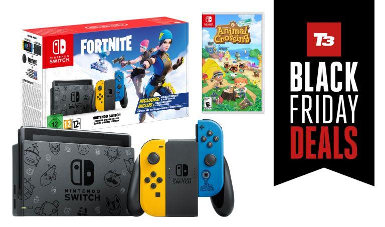 Fortnite Nintendo Switch Black Friday Animal Crossing New Horizons