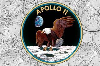 apollo 11 50th anniversary coins
