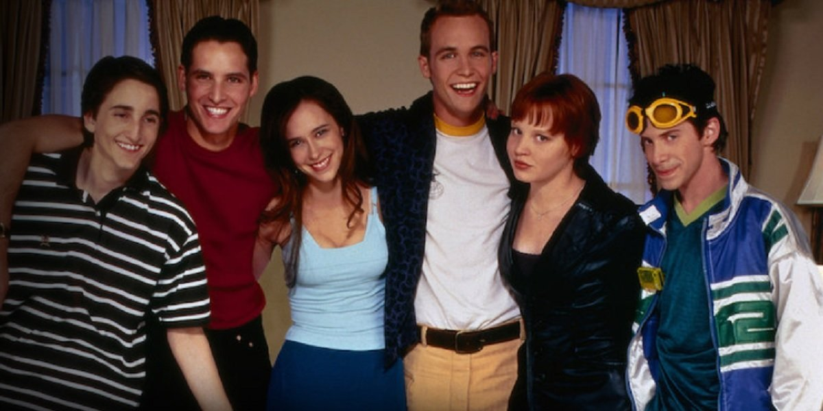 Lauren Ambrose, Peter Facinelli, Seth Green, Ethan Embry, Charlie Korsmo ,and Jennifer Love Hewitt i