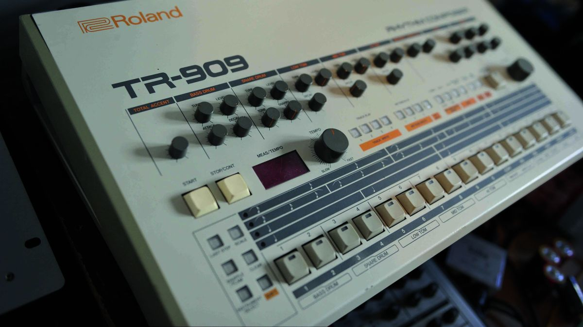 A brief history of the Roland TR-909 (and 3 great plugin emulations)