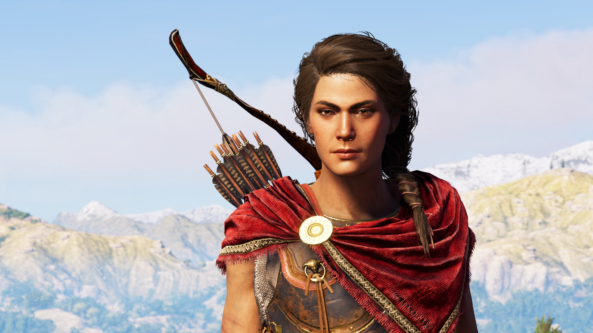 Assassin S Creed Odyssey Review Pc Gamer