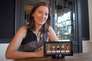 Maia Weinstock is the creator of the Women of NASA Lego set that the company recently announced it will be producing as part of its Lego Ideas program.