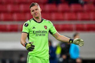 Arsenal goalkeeper Bernd Leno knows Arsenal must improve if they are to win the Europa League this season.