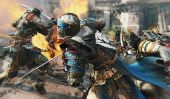 Hurry And Play The For Honor Beta While You Can