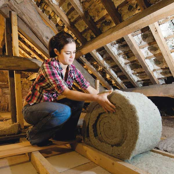 Insulation types: all the materials from sheeps wool to rigid boards